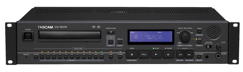 CD-Player Tascam